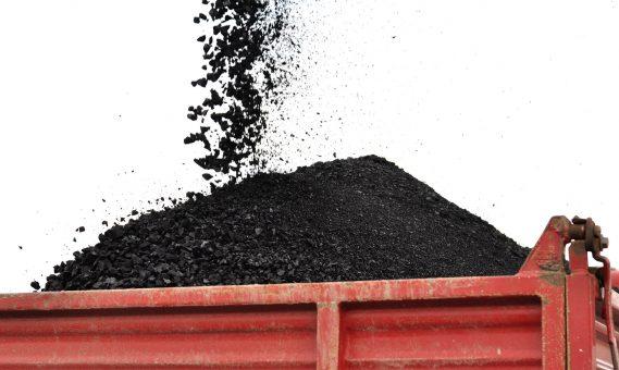 Kruszenie węgla