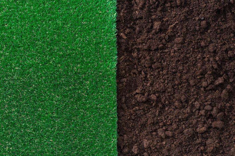 Ziemia i podłoże trawnikowe Niedzielski